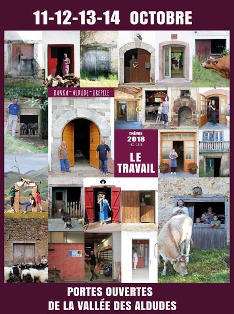 Portes ouvertes de la vallée des Aldudes 2018
