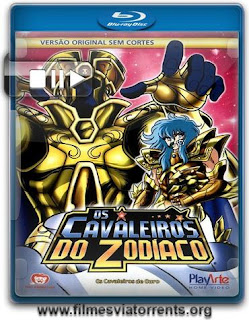 Os Cavaleiros do Zodíaco: Saga Das Doze Casas Parte 2 Torrent - BluRay Rip