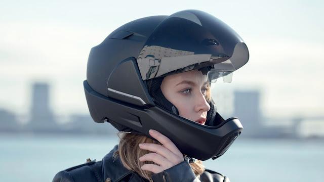 Helm Keren Seharga Motor Sport