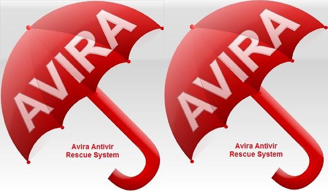 تحميل وشرح أسطوانة الإنقاذ AVIRA Rescue System للتخلص من البرمجيات الضارة والخبيثة