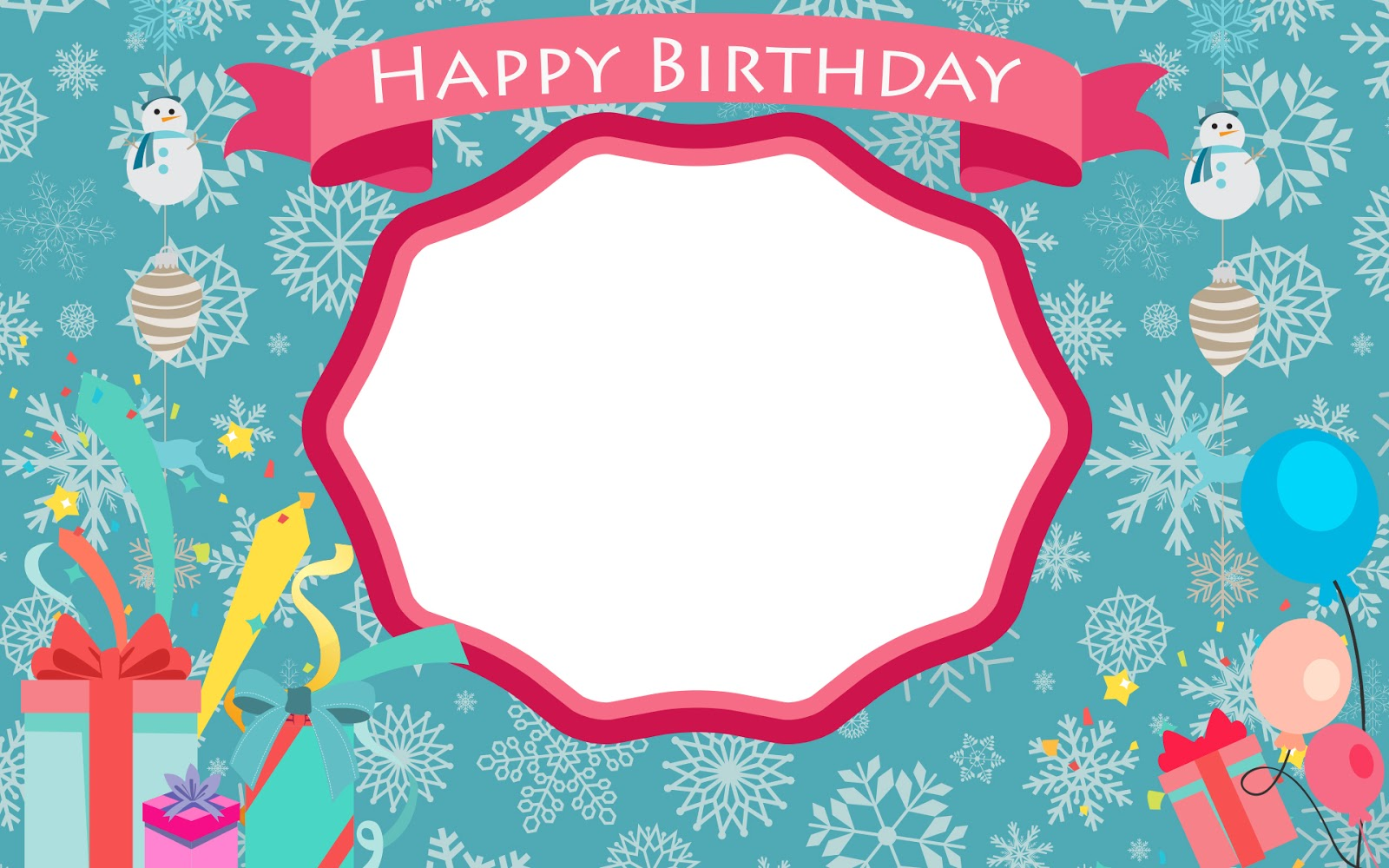 Free Birthday Background Theme Images