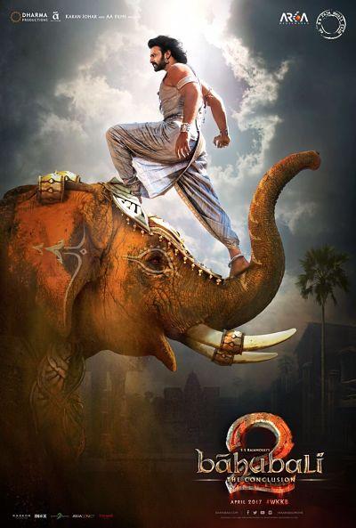 Bahubali 2 new poster - prabhas