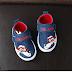 Giày vải nam trẻ em bán buôn
