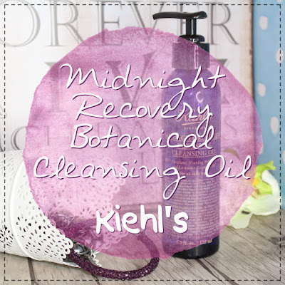 Midnight Recovery Botanical Cleansing Oil de Kiehl's - ATENCIÓN! Hoy es el Friends & Family !