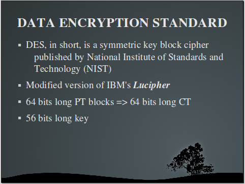 Cryptography and Network Security - Forouzan - Presentation - PPT