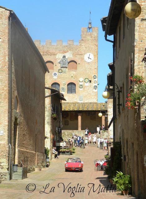 Certaldo  Toscana