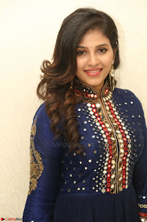 Anjali looks super cute at Chitrangada Pre Release Function March 2017 028.JPG