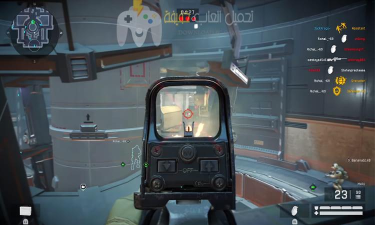 تحميل لعبة Warface