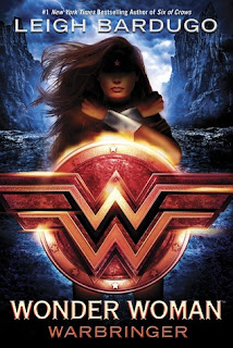 Wonder Woman: Warbringer book cover