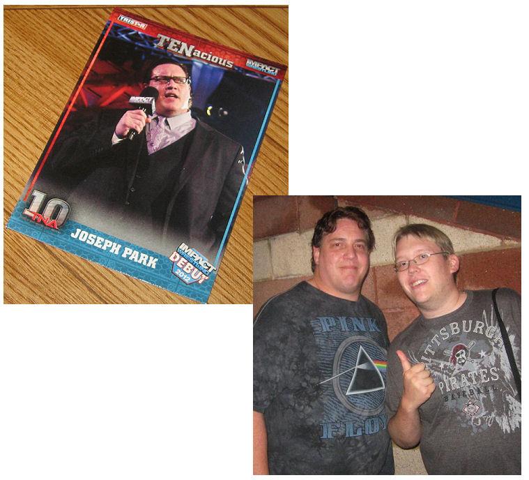 Ken Shamrock Character: J\/\/s Wrestling Memorabilia: August 2012
