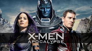 Download Film X-Men Apocalypse Full Movie Bluray 2016