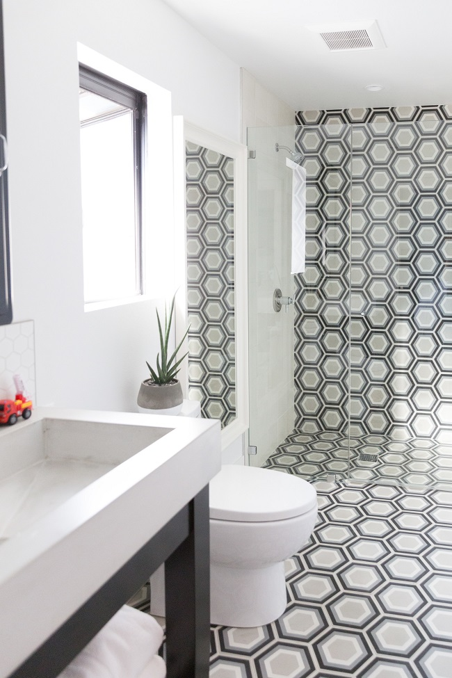 Mix and chic cool designer alert raili clasen for Wall tile planner