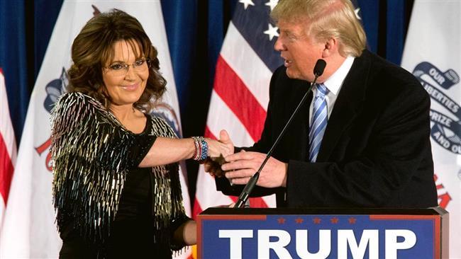 A ex-governadora republicana do Alasca, Sarah Palin, está pedindo ao presidente eleito dos Estados Unidos, Donald Trump, que retire Washington das Nações Unidas