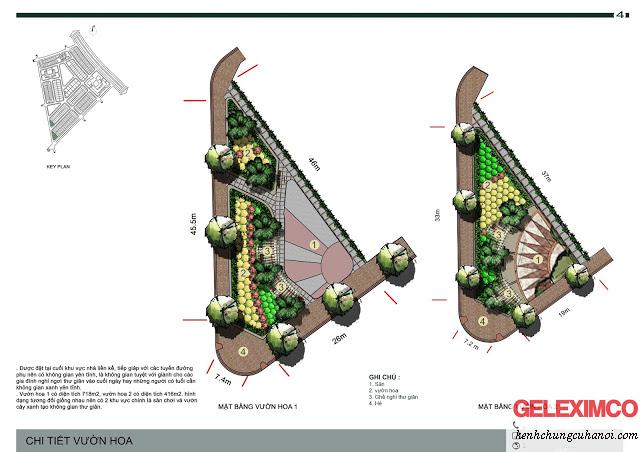 Thiết kế vườn hoa tại The Green Daisy