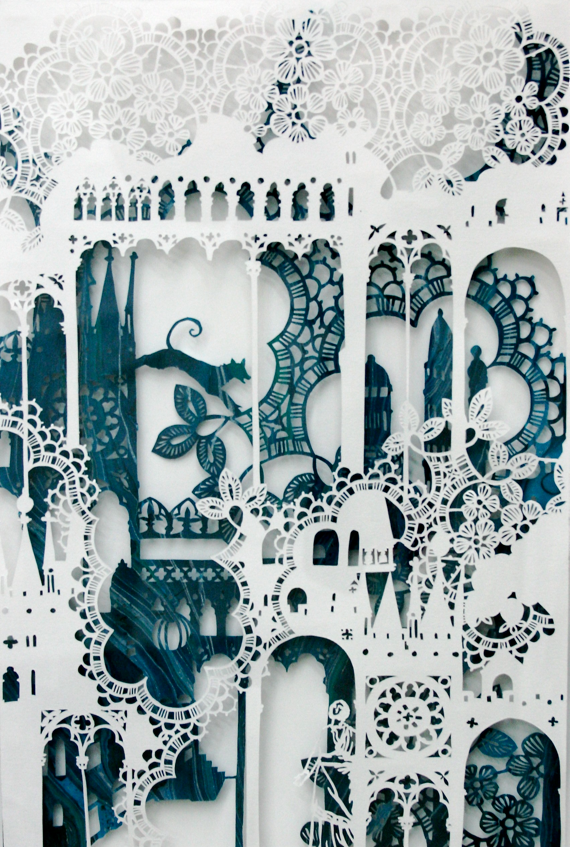DAILY IMPRINT   Interviews on creative living: paper