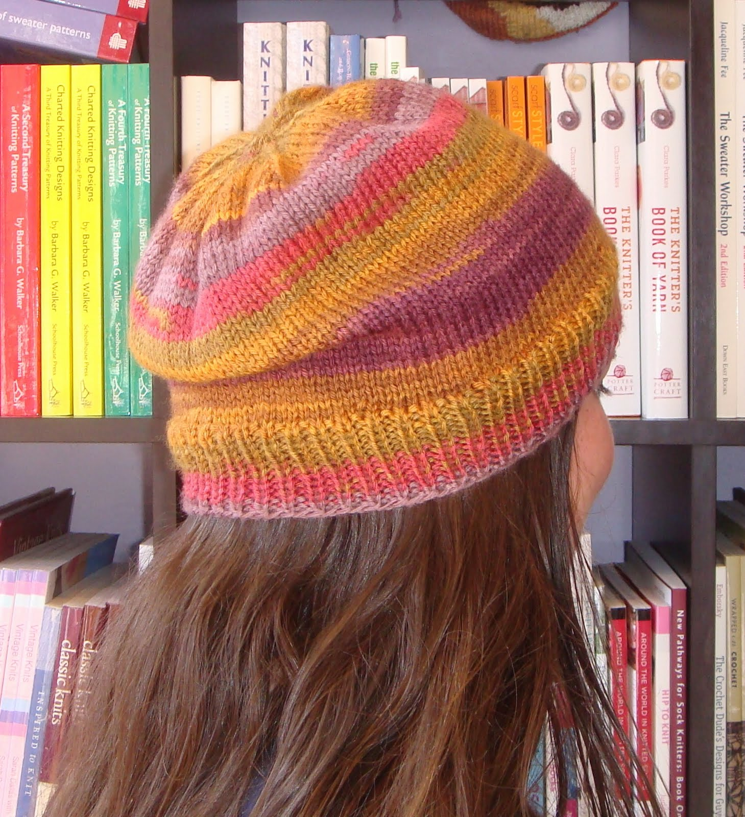Kate Atherley Knits A Lot Mainly Socks Free Pattern Worsted