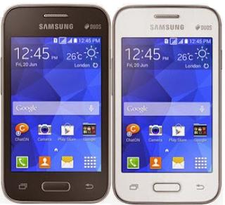 Samsung Galaxy Young 2 SM-G130 Smartphone Murah Harga Dibawah 1 Juta