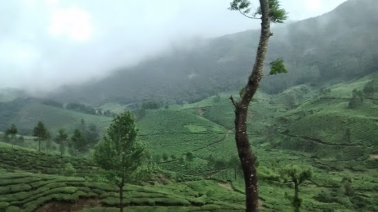 munnar kanthalloor trip photos weekend destinations