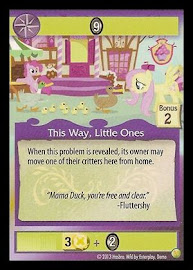 My Little Pony This Way, Little Ones GenCon CCG Card