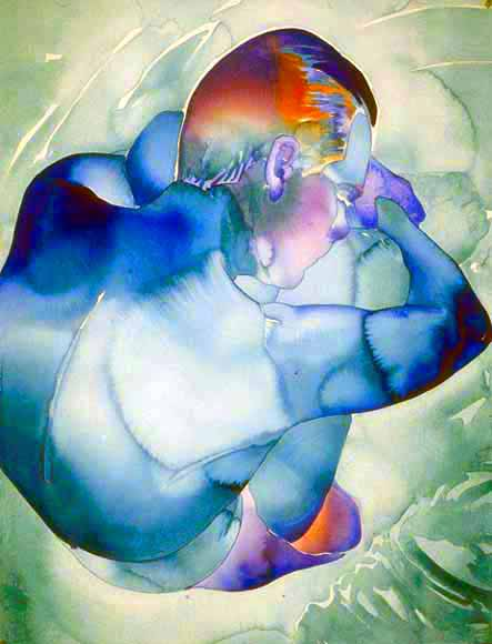 Carol Carter Impressionist Watercolor Painter Tutt Art