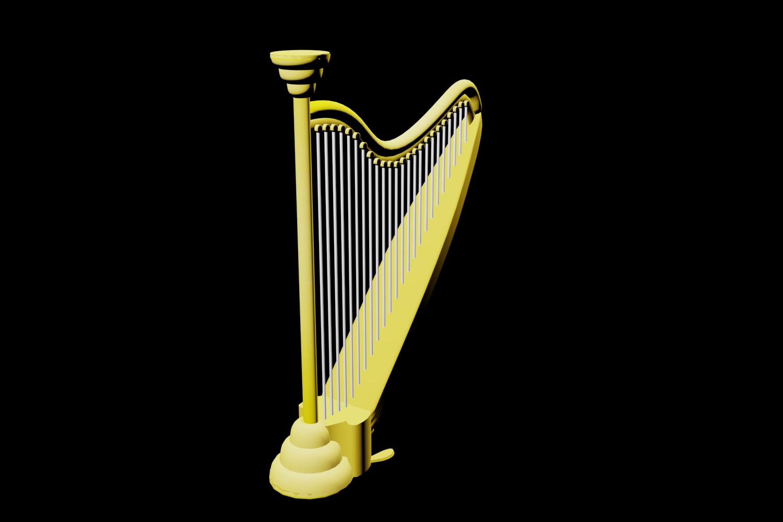 2012: Sala De Jantar E Harpa