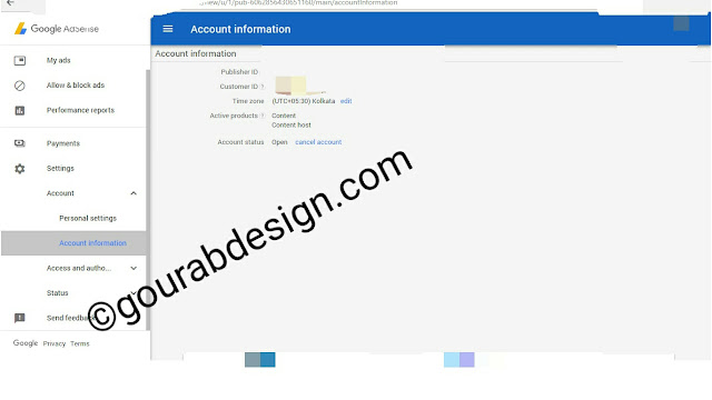 find adsense publisher id