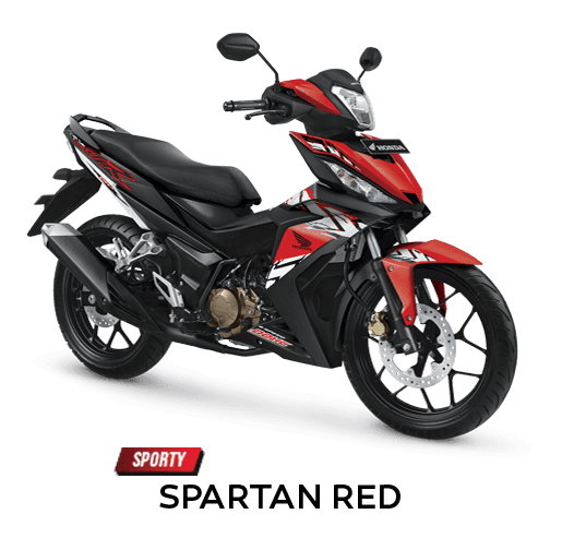 Warna Baru Honda Supra GTR 150 Tahun 2017
