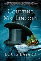 Courting Mr. Lincoln by Louis Bayard book cover and review