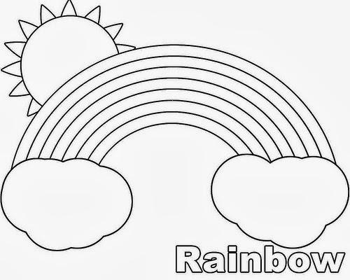 ENGLISH CORNER: IT´S A RAINBOW