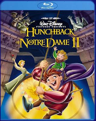 The Hunchback Of Notre Dame II 2002 Dual Audio 720p BRRip 550mb