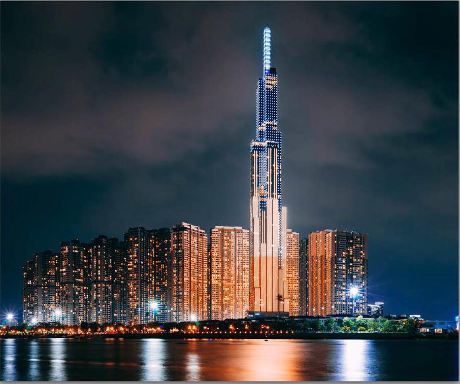 tháp landmark 81