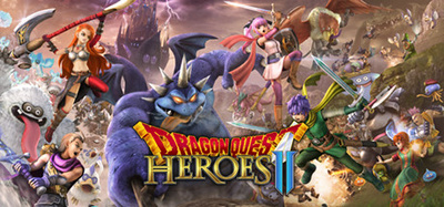 DRAGON QUEST HEROES II-CODEX