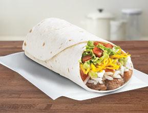 Bean And Cheese Burrito Del Taco Almost Vegetarian: Fin...