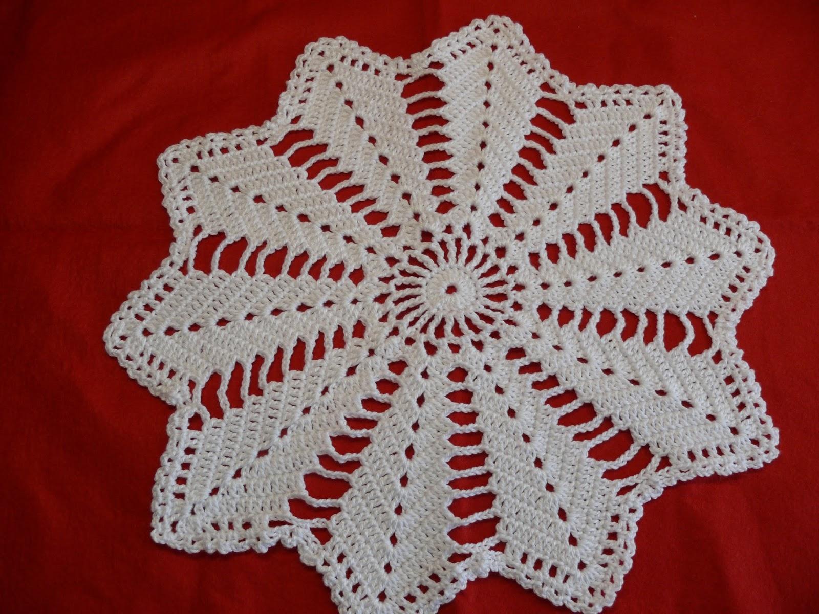 String Theory Crochet Doily Or Mandala A Crochet Dilemna
