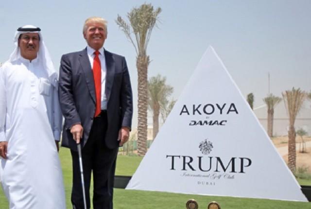 Daftar Kekayaan Keluarga Donald Trump