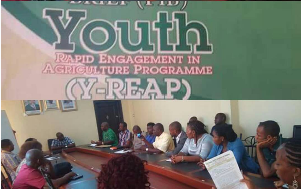 Enugu State Youths to benefit from Federal govt Agricultural Empowerment Scheme