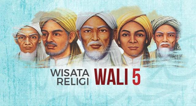 Paket Wisata Religi Wali Lima Jawa Timur