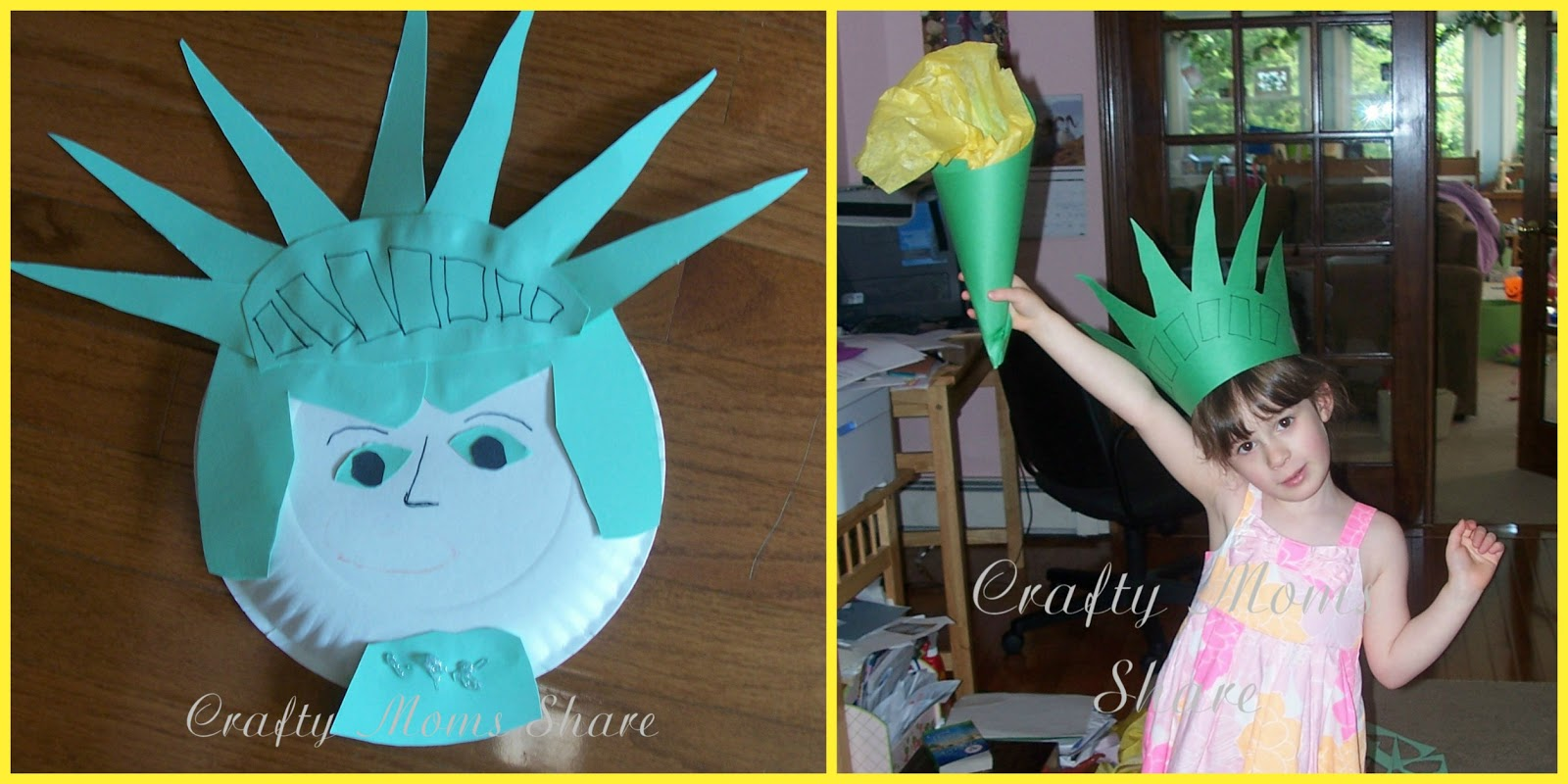 statue of liberty craft crafty tales in different cultures 5492