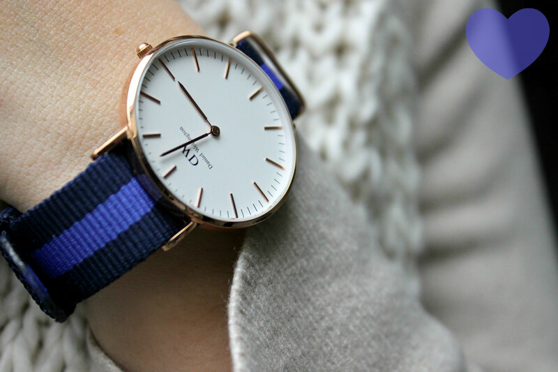 daniel wellington classic swansea lady review