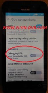 bypass email verifikasi ASUS_X009DA (ZB450KL) Tahap 12