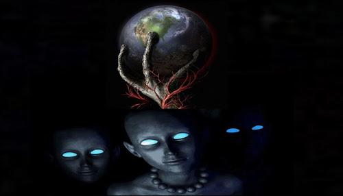 Resultado de imagen para extraterrestres satanismo