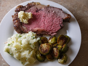 Small Prime Rib Roast for Two