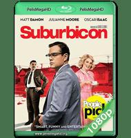 SUBURBICON: BIENVENIDOS AL PARAÍSO (2017) WEB-DL 1080P HD MKV ESPAÑOL LATINO