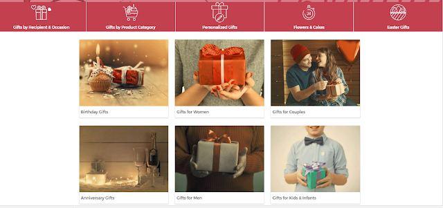 Personalise & Discover Unique Gifts with IGP.com