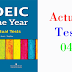 Listening TOEIC Of The Year - Actual Test 04