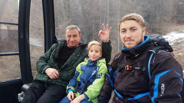 Горнолыжный инструктор Зёльден русскоязычный