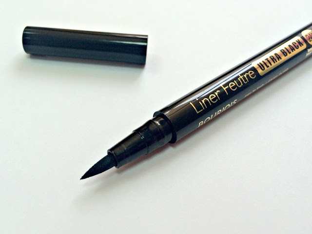 The nib of the Bourjois Liner Feutre in Ultra Black