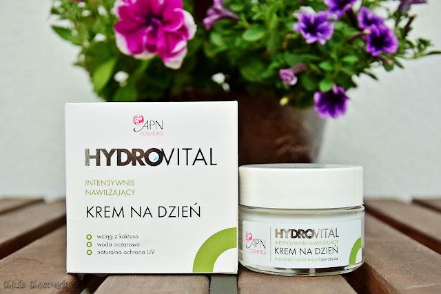 APN Cosmetics, Hydrovital, krem na dzień