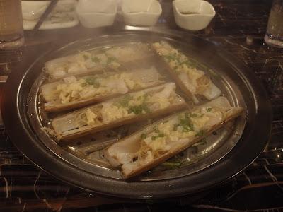 厨师特制竹蚌