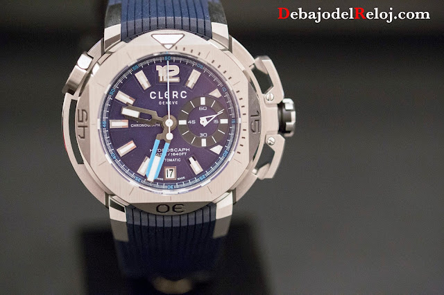 Clerc Hydroscaph Central Chronograph Small Second1